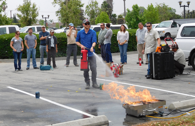 Orange County Fire Protection :: How To Inspect Your Fire